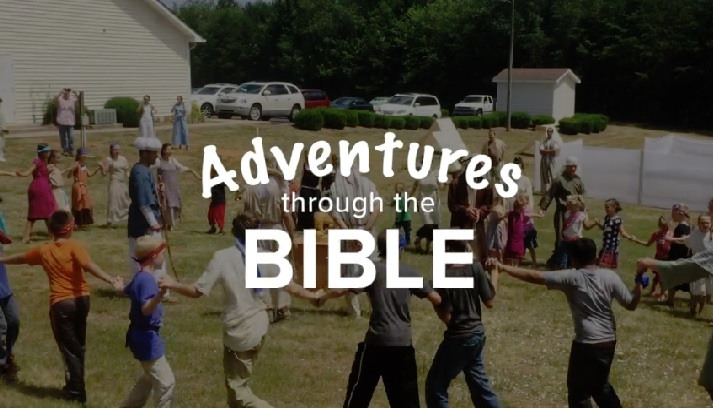 Adventures through the Bible 2019