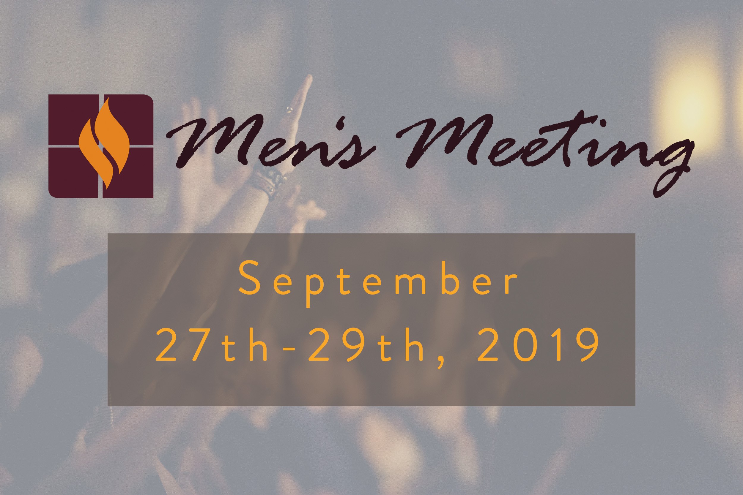 Men's Meeting 2019
